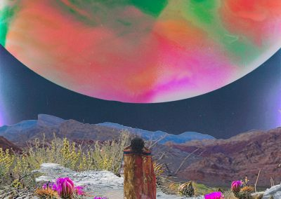 goddess art collage photos3