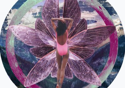 goddess art collage photos5