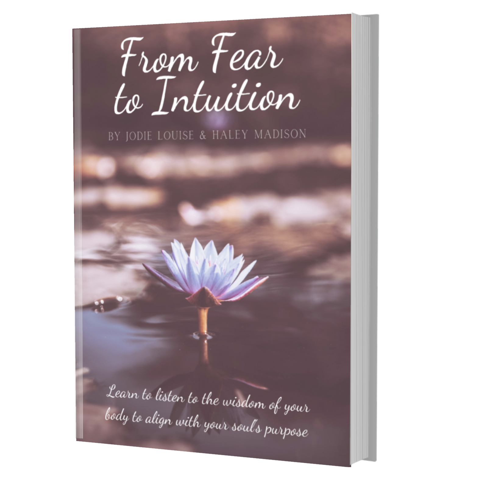 From fear to intuition book.