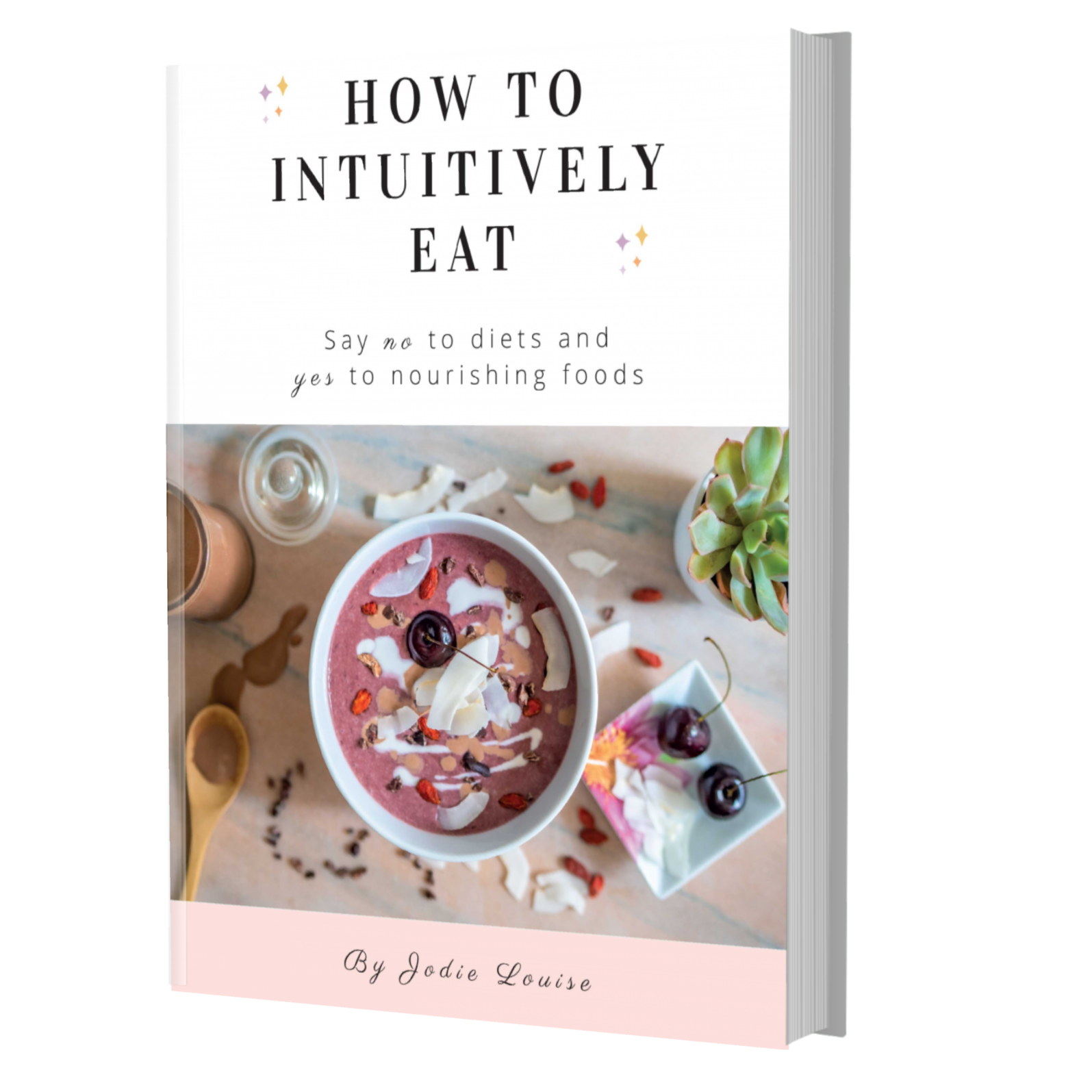 intuitive eating ebook guide
