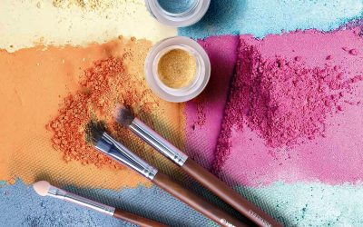 How to choose natural, clean, vegan & cruelty free make-up.